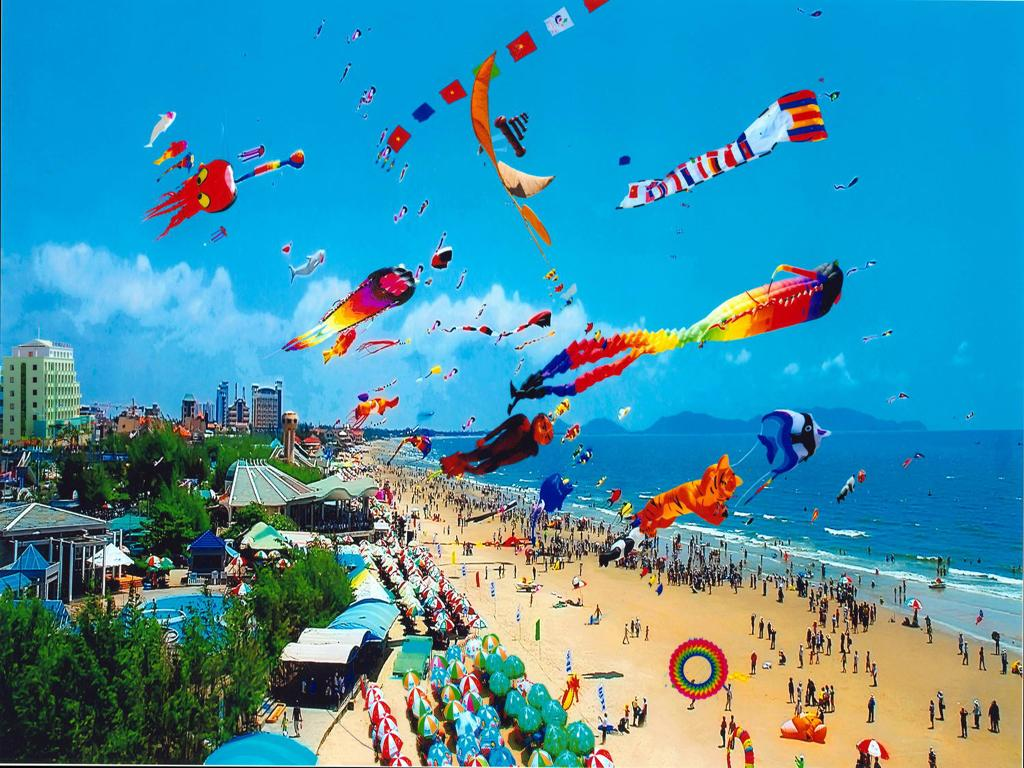 Vung Tau welcomed 1.54 million tourists in the first six months of the year