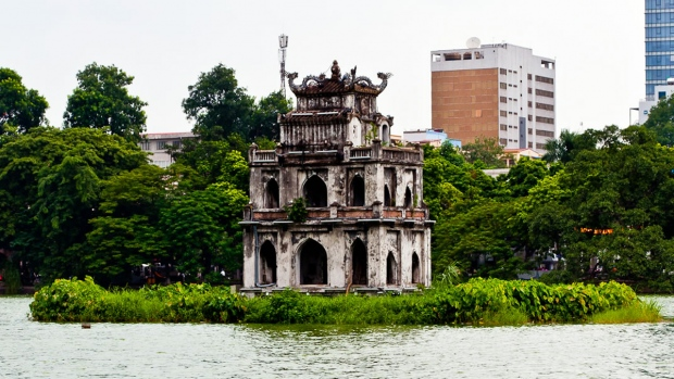 Hanoi city tour 1 day trip